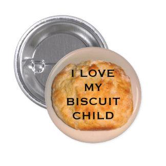 Amo a mi niño de la galleta pins