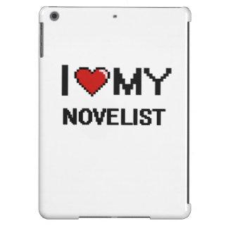 Amo a mi novelista