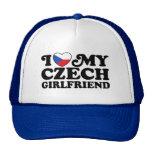Amo a mi novia checa gorros
