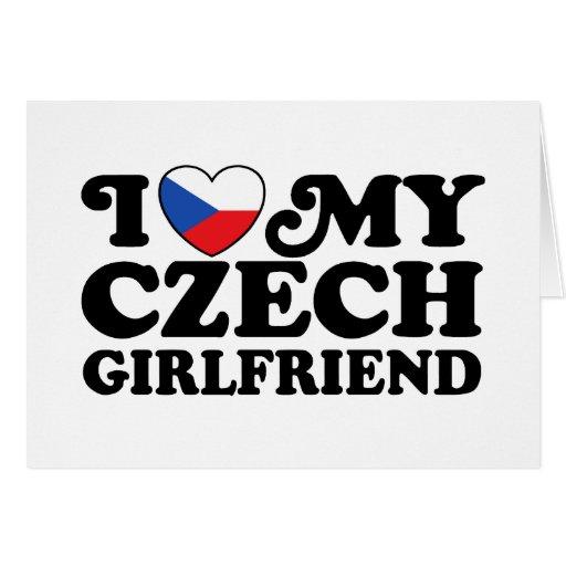 Amo a mi novia checa tarjetas