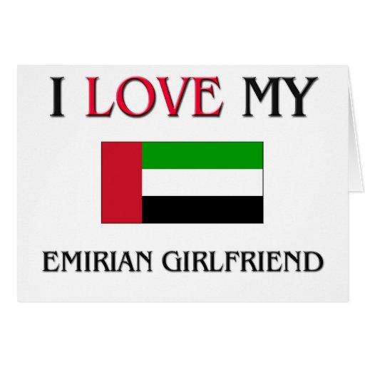 Amo a mi novia de Emirian Felicitacion