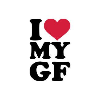 Amo a mi novia de GF Calendario