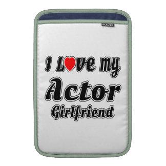 Amo a mi novia del actor fundas MacBook