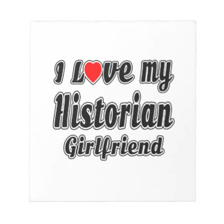 Amo a mi novia del historiador bloc