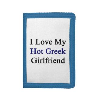 Amo a mi novia griega caliente