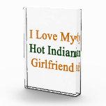 Amo a mi novia india caliente