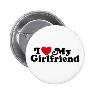 Amo a mi novia pins