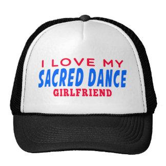 Amo a mi novia sagrada gorro