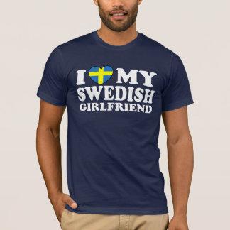 Amo a mi novia sueca playera