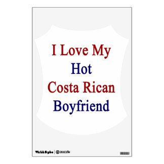 Amo a mi novio caliente de Rican de la costa