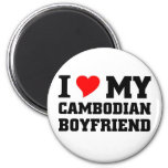 Amo a mi novio camboyano imanes