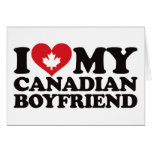 Amo a mi novio canadiense felicitaciones