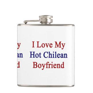 Amo a mi novio chileno caliente