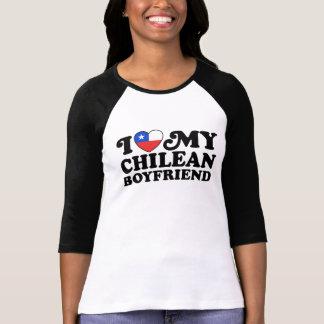 Amo a mi novio chileno t shirt