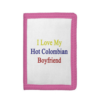 Amo a mi novio colombiano caliente
