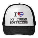 Amo a mi novio cubano con el corazón cubano de la  gorra