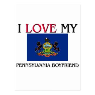 Amo a mi novio de Pennsylvania Postal