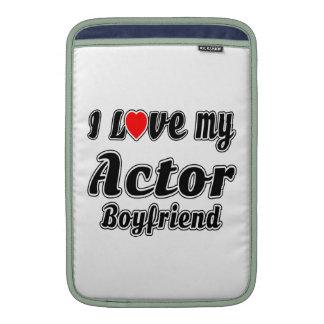 Amo a mi novio del actor funda macbook air