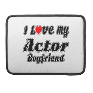 Amo a mi novio del actor funda macbook pro