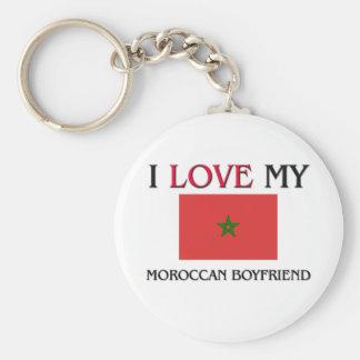 Amo a mi novio marroquí llavero
