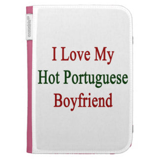 Amo a mi novio portugués caliente