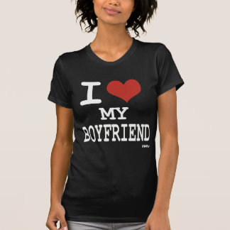 Amo a mi novio tee shirt