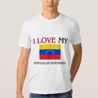 Amo a mi novio venezolano remera