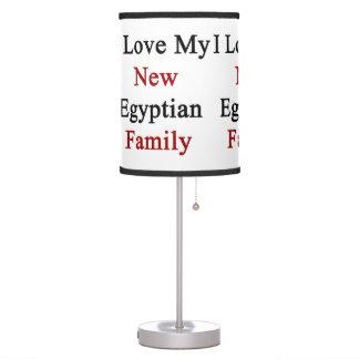 Amo a mi nueva familia egipcia