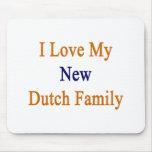 Amo a mi nueva familia holandesa