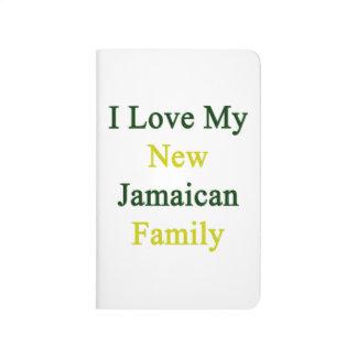 Amo a mi nueva familia jamaicana