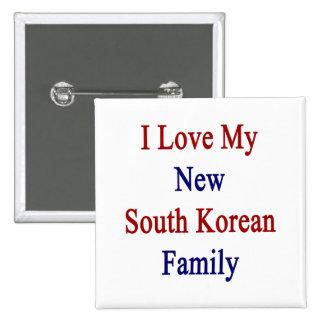 Amo a mi nueva familia surcoreana