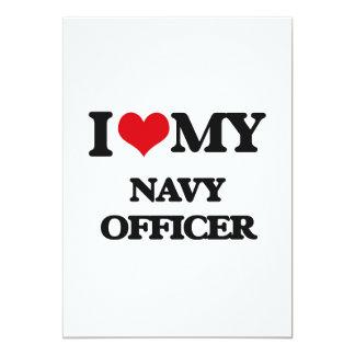 Amo a mi oficial de la marina de guerra comunicado