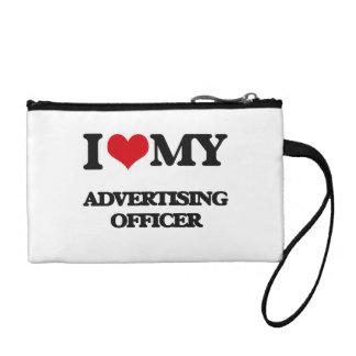 Amo a mi oficial de la publicidad