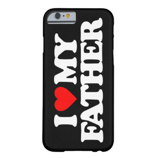 AMO A MI PADRE FUNDA BARELY THERE iPhone 6