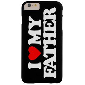 AMO A MI PADRE FUNDA BARELY THERE iPhone 6 PLUS