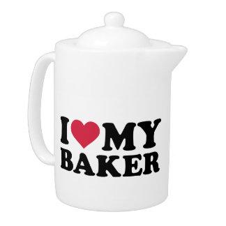Amo a mi panadero