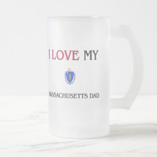Amo a mi papá de Massachusetts Taza
