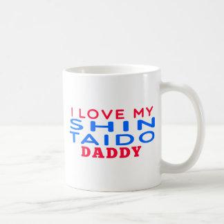 Amo a mi papá de Shin Taido Taza De Café