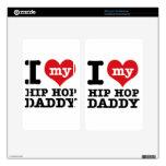 Amo a mi papá del hip-hop kindle fire skins