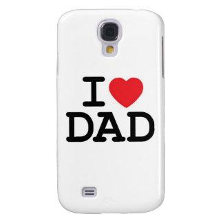 ¡Amo a mi papá! Funda Para Galaxy S4