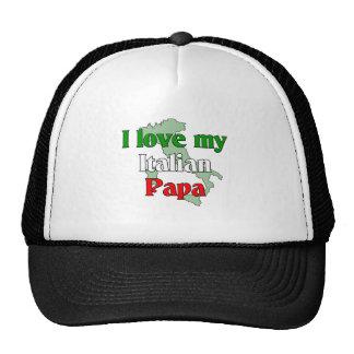 Amo a mi papá gorras