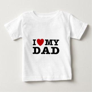 Amo a mi papá t-shirts