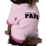 Amo a mi PAPÁ Ropa Para Mascota