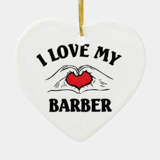 Amo a mi peluquero ornatos