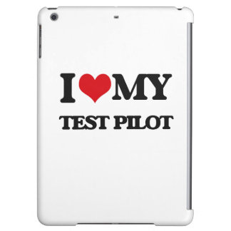 Amo a mi piloto de prueba