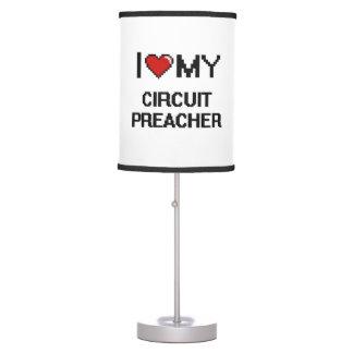 Amo a mi predicador del circuito