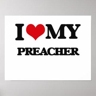Amo a mi predicador impresiones