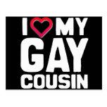 AMO A MI PRIMO GAY - - .PNG POSTAL