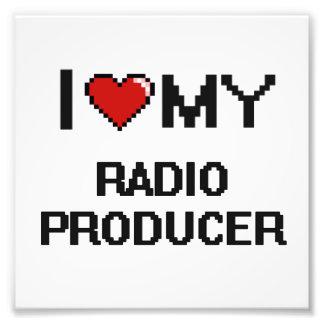 Amo a mi productor de radio fotografías