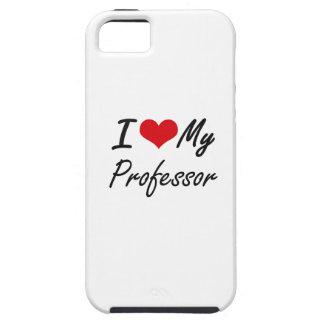 Amo a mi profesor funda para iPhone 5 tough